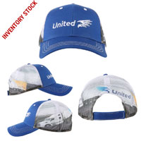 United Truck Graphic Mesh Cap