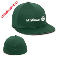 Mayflower Flat Visor Cap