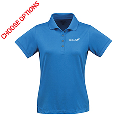 United Ladies Ultra Soft Polo