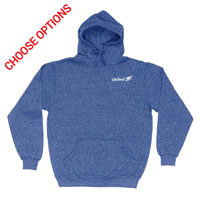 United Heather Premium Hooded Sweatshirt